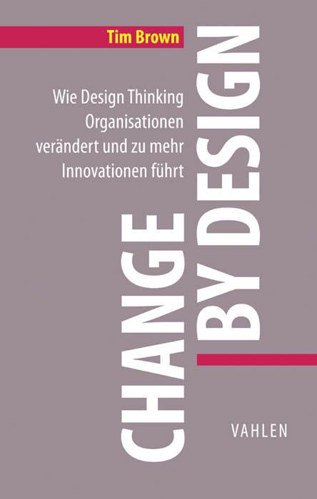 Change by Design als Buch