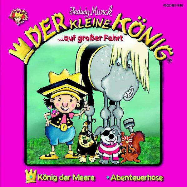 Der kleine König 04 als Hörbuch