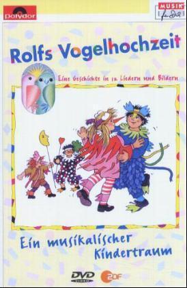 Rolfs Vogelhochzeit. DVD-Video als DVD