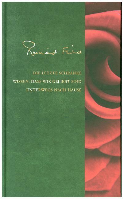 Gesammelte Werke, Band I als Buch
