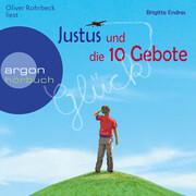 Justus und die 10 Gebote (Ungekürzte Lesung)