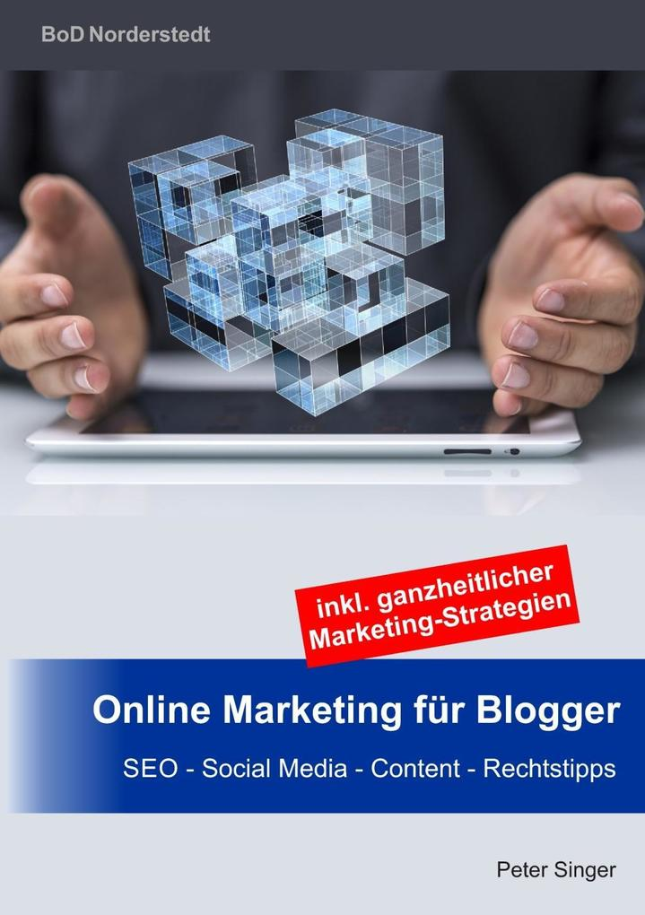 Online Marketing für Blogger als eBook Download...