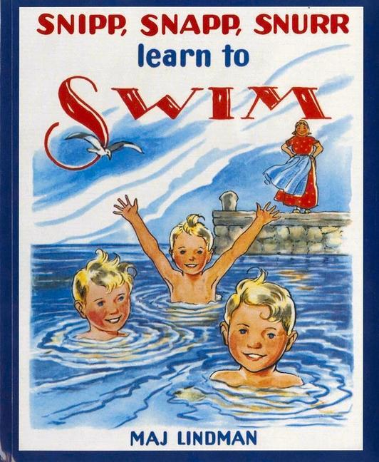 Snipp, Snapp, Snurr Learn to Swim als Taschenbuch