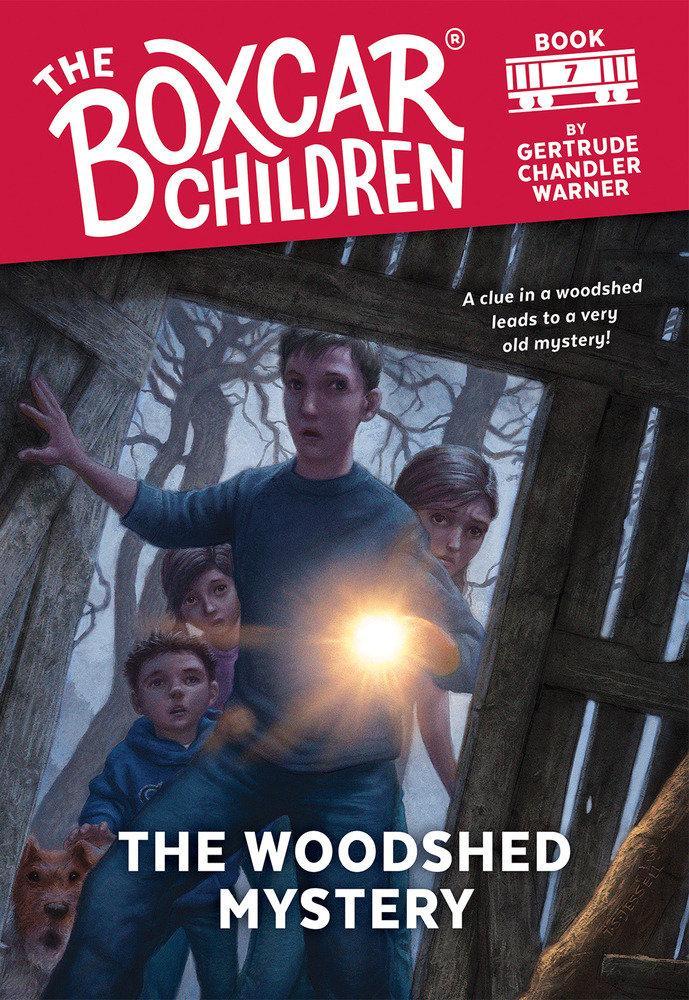 The Woodshed Mystery als Taschenbuch