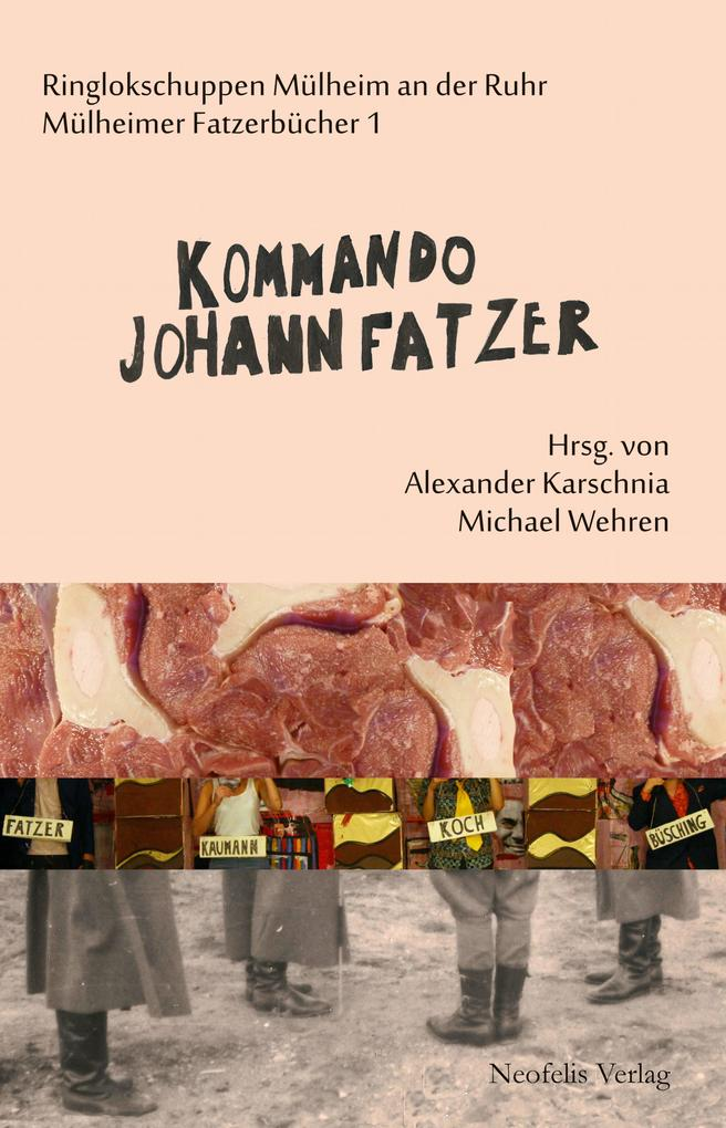 Kommando Johann Fatzer als eBook Download von H...