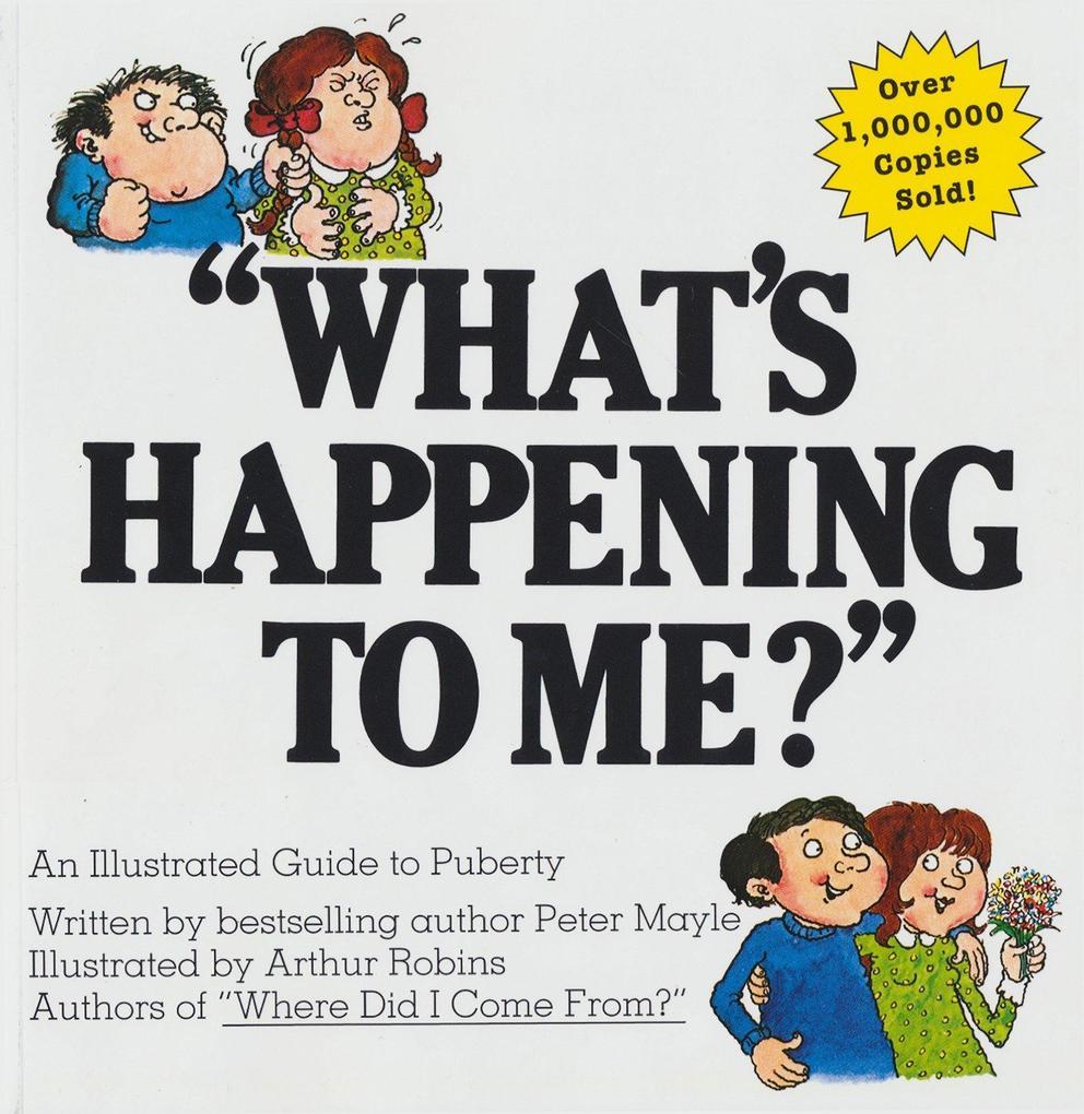 What's Happening To Me? als Taschenbuch
