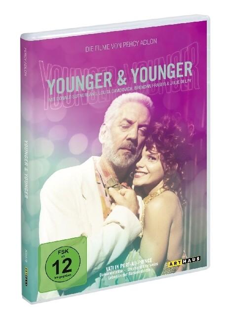 Younger & Younger / Die Filme von Percy Adlon