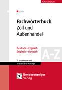 Fachwörterbuch Zoll und Außenhandel