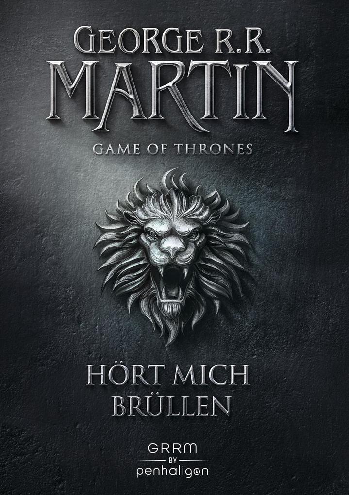 Game of Thrones 3 als Buch