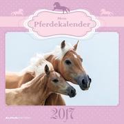 Mein Pferdekalender 2017 Broschürenkalender