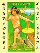 Cherokee A-B-C: Coloring Book