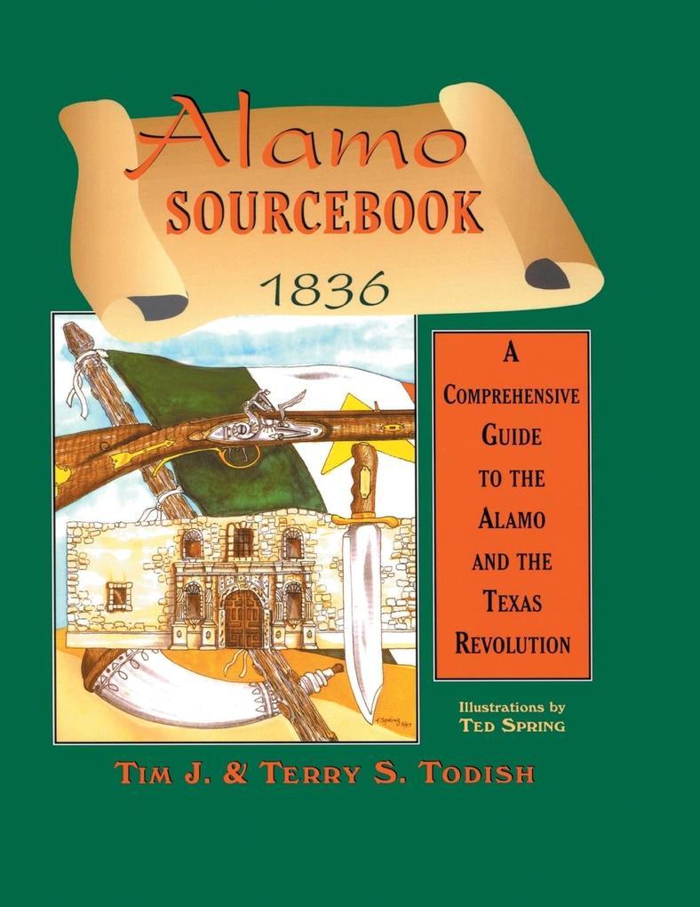 Alamo Sourcebook 1836 als Buch