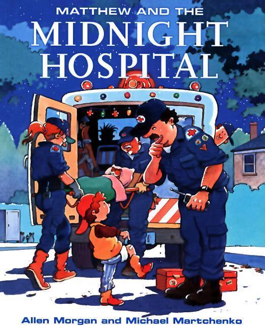 Matthew and the Midnight Hospital als Taschenbuch