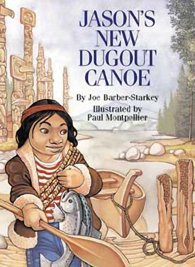 Jason's New Dugout Canoe als Buch