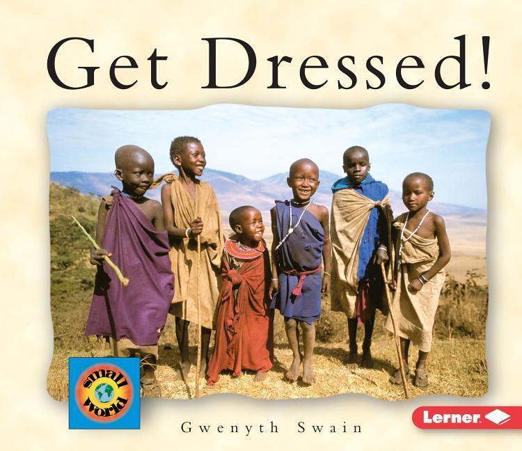 Get Dressed! als Taschenbuch