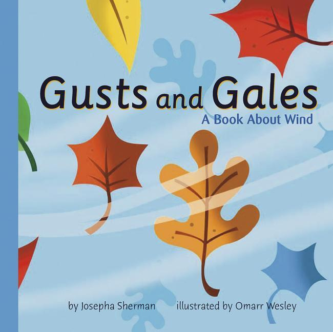 Gusts and Gales: A Book about Wind als Buch
