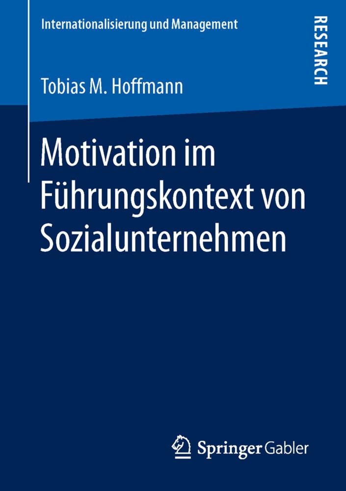 Motivation im Führungskontext von Sozialunterne...