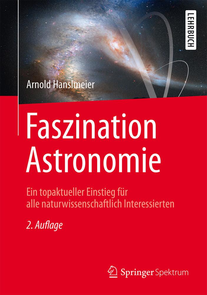 Faszination Astronomie als Buch (gebunden)