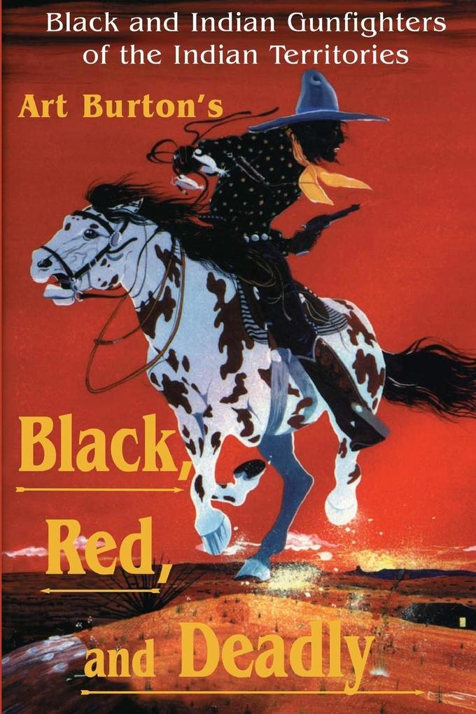 Black, Red and Deadly als Taschenbuch