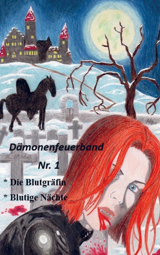 Dämonenfeuerband als Buch von Tobias Hillmann