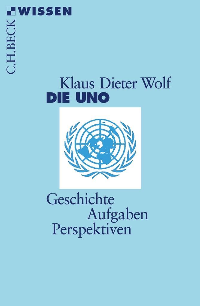 Die UNO als eBook epub