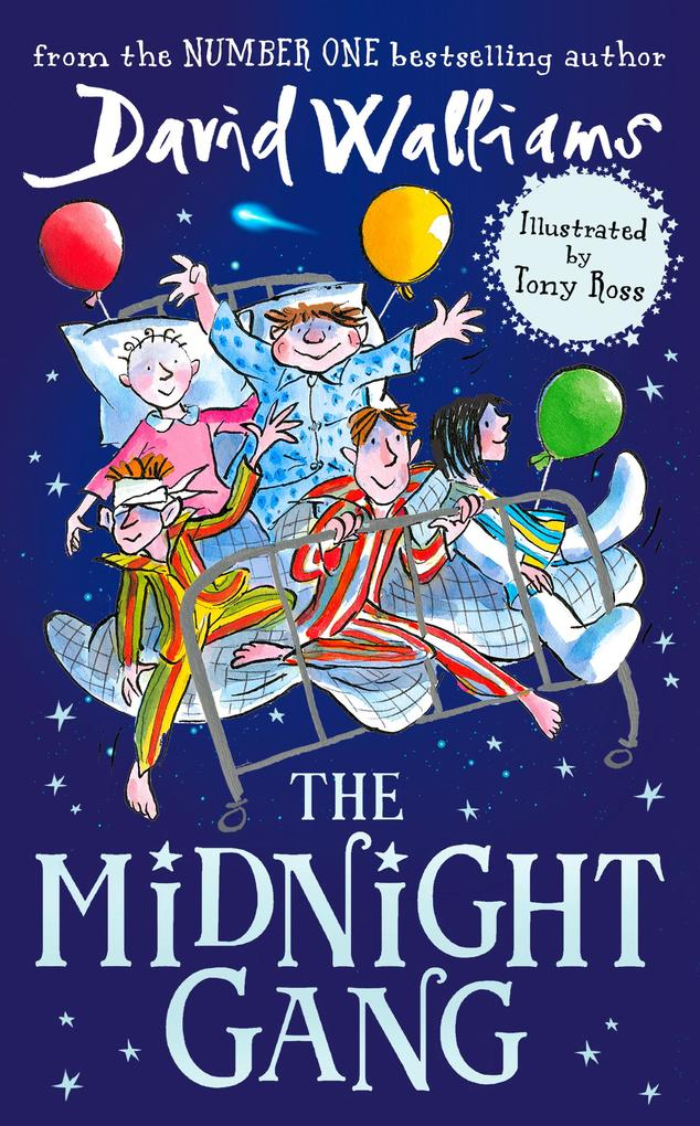 The Midnight Gang als Buch von David Walliams