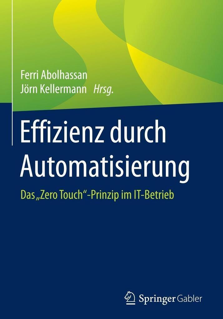 Effizienz durch Automatisierung als eBook Downl...