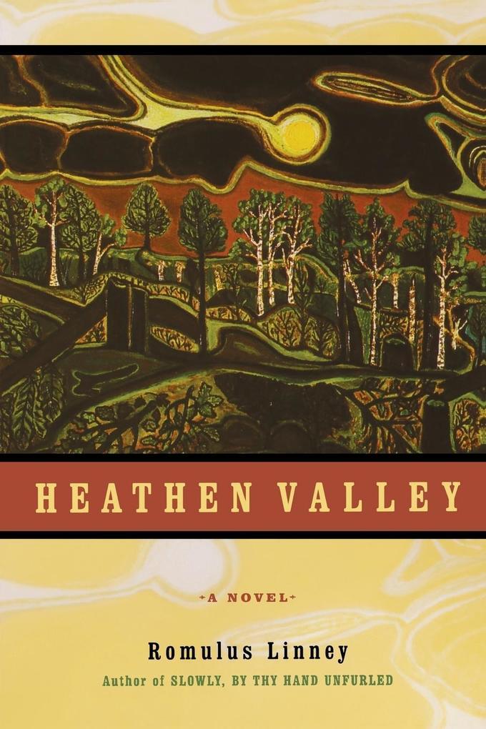 Heathen Valley als Taschenbuch