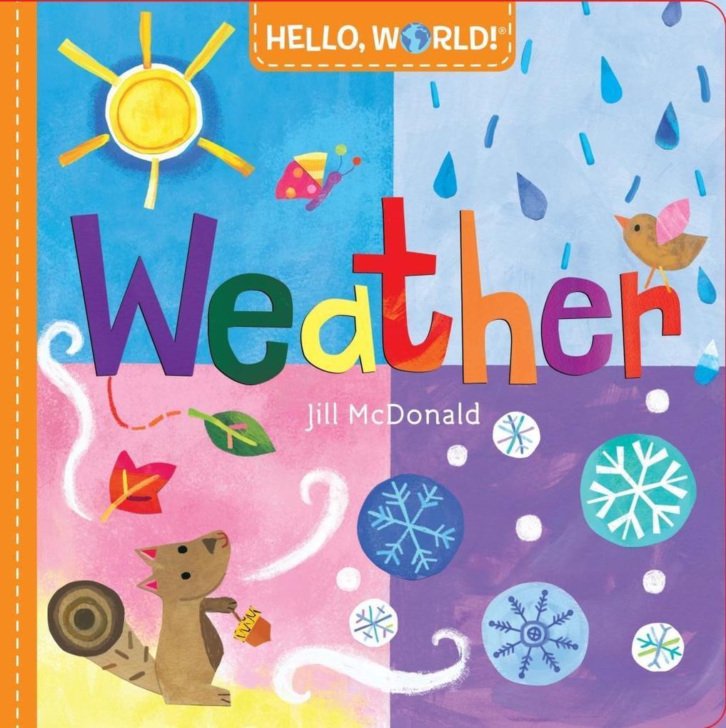 Hello, World! Weather als eBook Download von Ji...