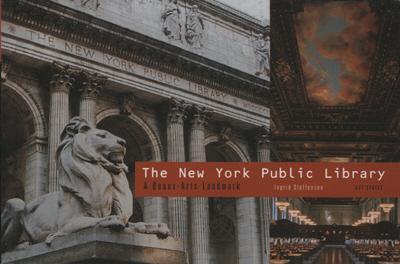 New York Public Library: A Beaux-Arts Landmark als Buch