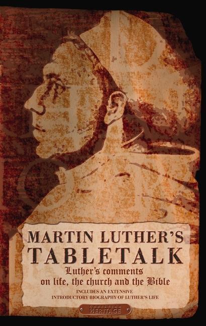 Tabletalk als Buch