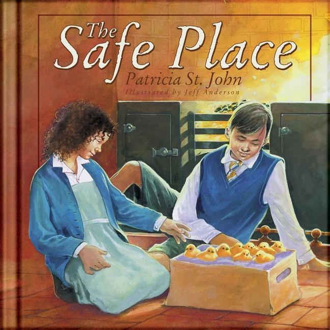 Safe Place als Buch