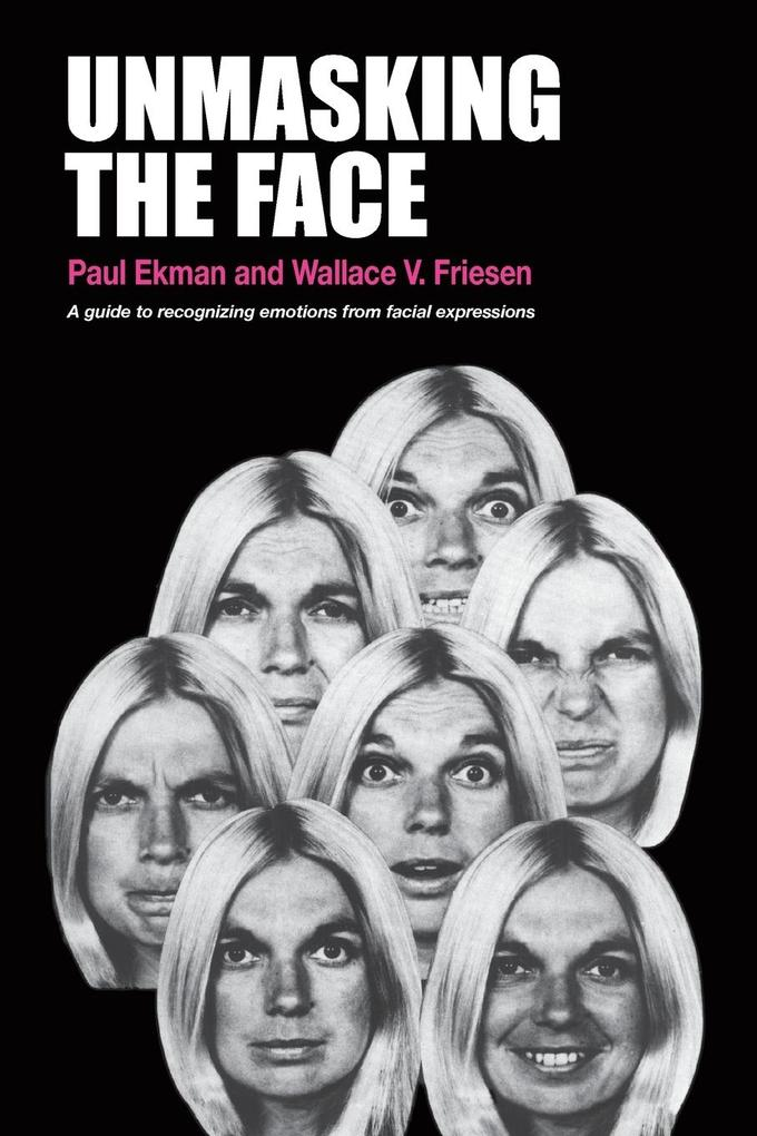 Unmasking the Face als Buch