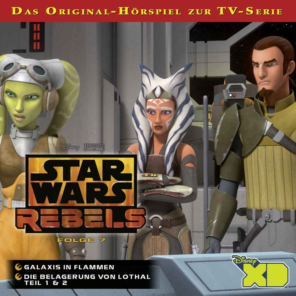 Star Wars Rebels - Folge 7 als Hörbuch Download...