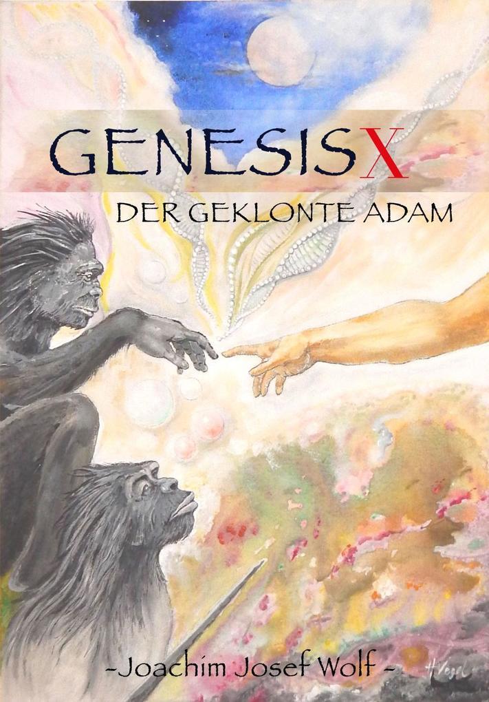 Genesis X als Buch