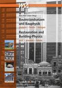 Bauinstandsetzen und Bauphysik.