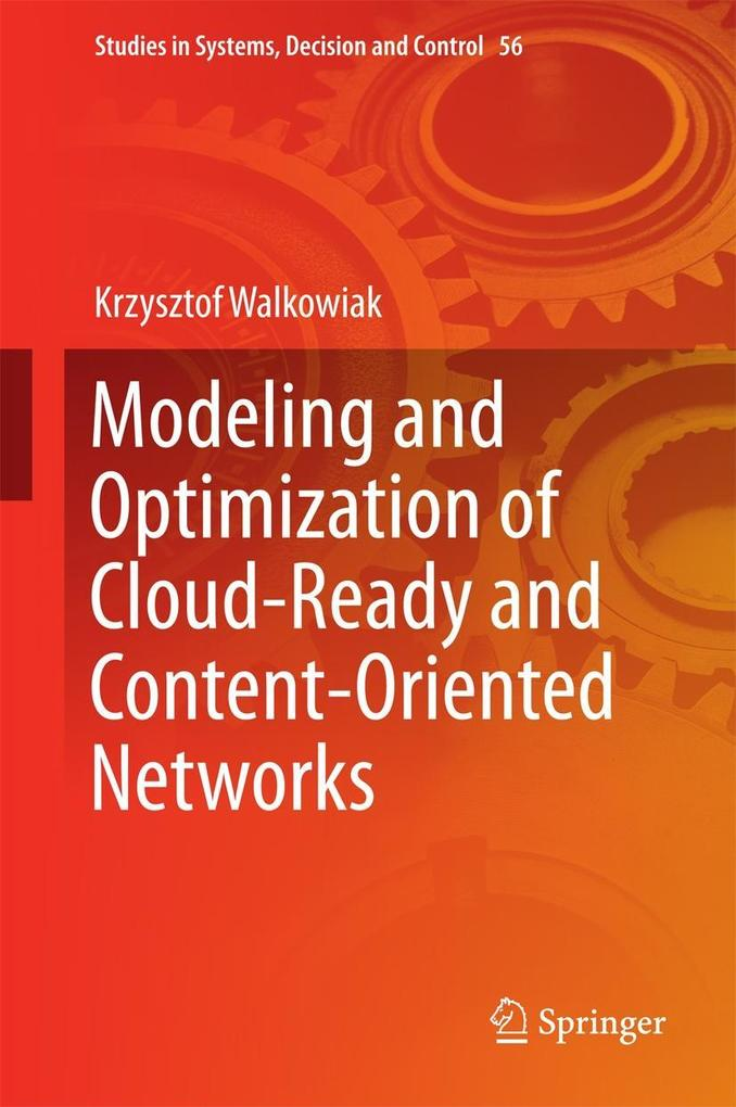 Modeling and Optimization of Cloud-Ready and Co...