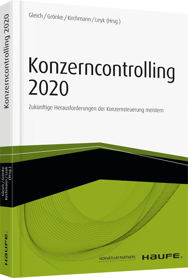 Konzerncontrolling 2020 als Buch von Ronald Gle...