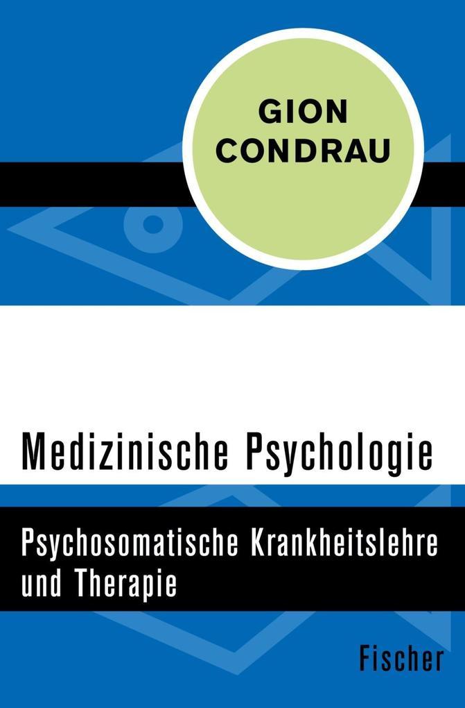 Medizinische Psychologie als Taschenbuch von Gi...
