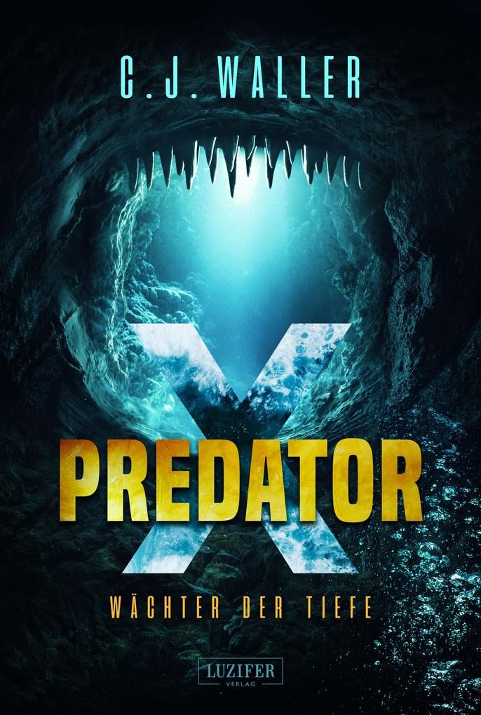 PREDATOR X als eBook