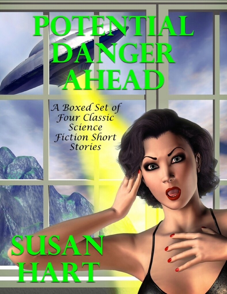 Potential Danger Ahead: A Boxed Set of Four Cla...