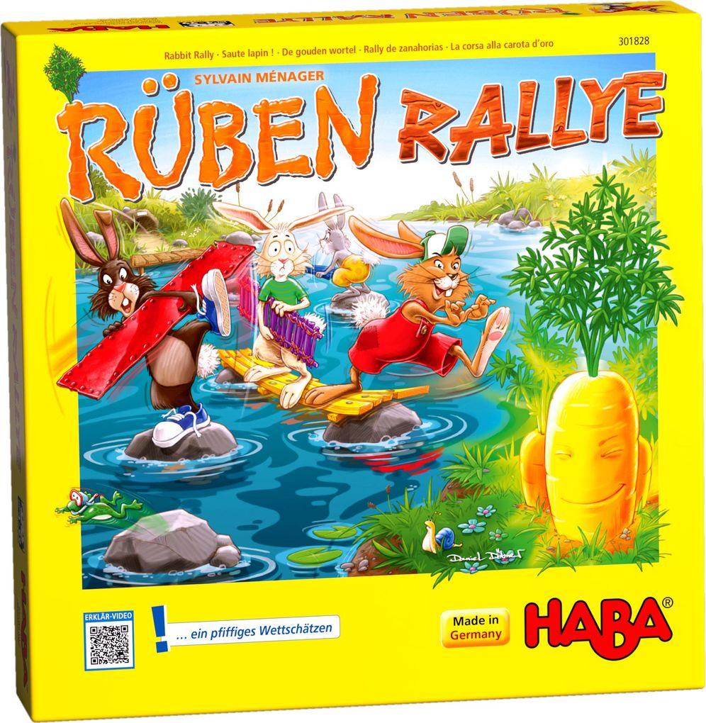 Rüben-Rallye