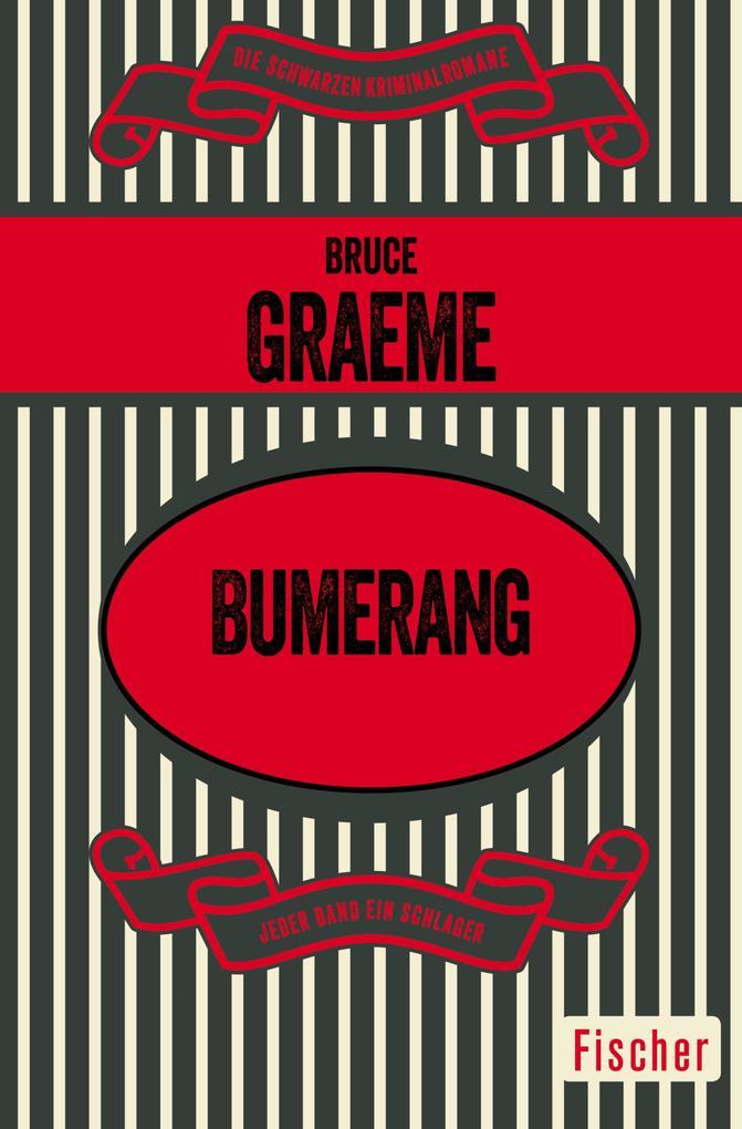 Bumerang als eBook Download von Bruce Graeme