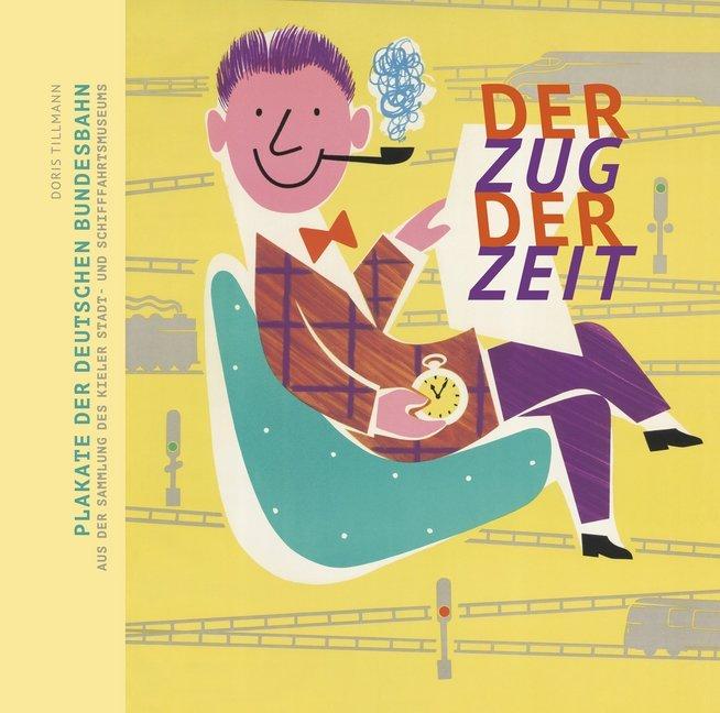 Der Zug der Zeit als Buch von Doris Tillmann