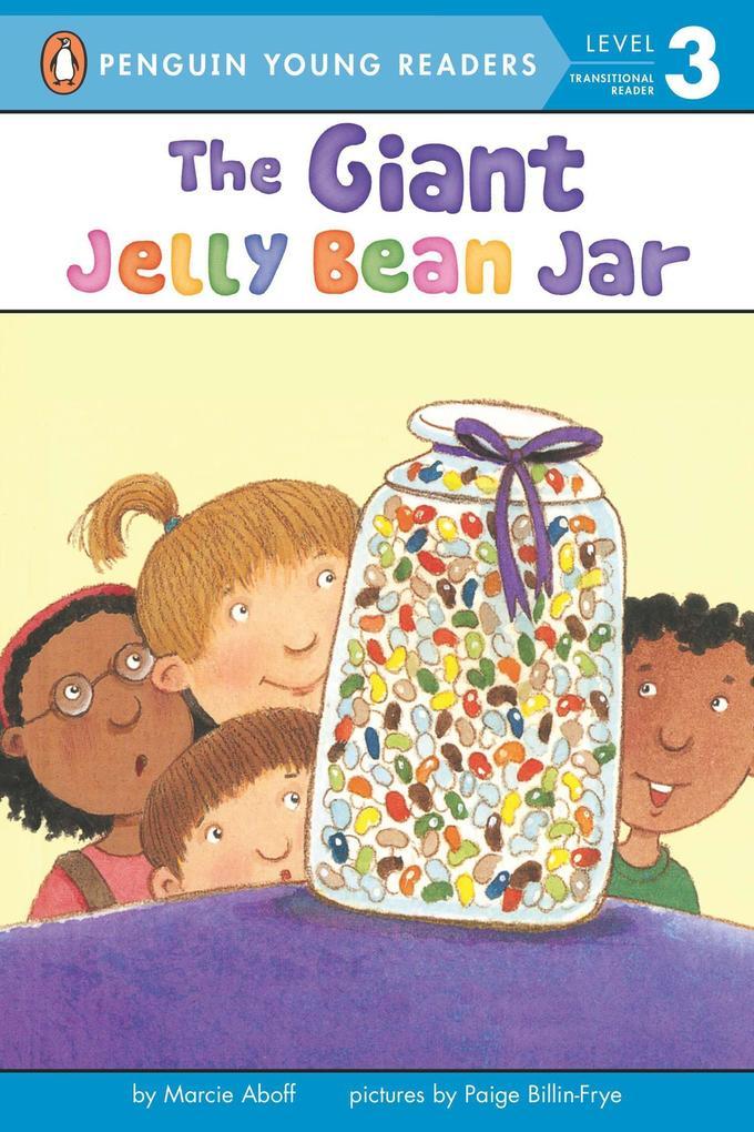 The Giant Jelly Bean Jar als Taschenbuch