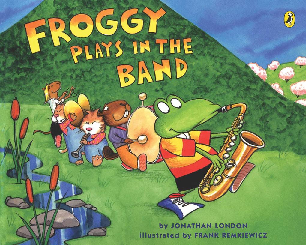 Froggy Plays in the Band als Taschenbuch