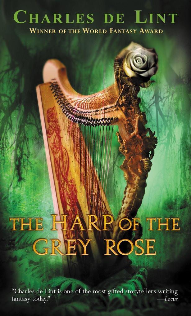 The Harp of the Grey Rose als Taschenbuch
