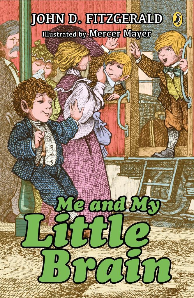 Me and My Little Brain als Taschenbuch