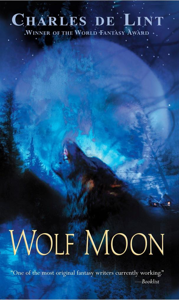 Wolf Moon als Taschenbuch