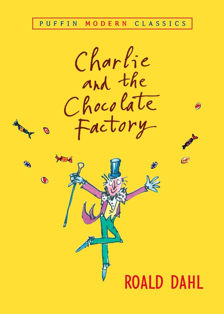 Charlie and the Chocolate Factory als Taschenbuch